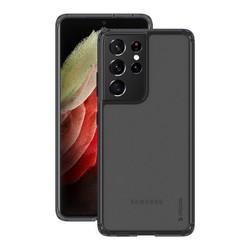 Чехол-накладка силикон Deppa Gel Pro D-870035 для Samsung S21 Ultra 1.5мм Черный