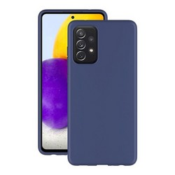 Чехол-накладка силикон Deppa Gel Case D-870077 для Samsung GALAXY A72 (2021) 1.0мм Синий