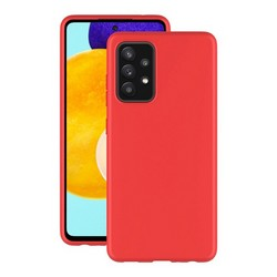 Чехол-накладка силикон Deppa Gel Case D-870090 для Samsung GALAXY A52 (2021) 1.0мм Красный