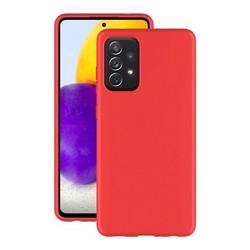Чехол-накладка силикон Deppa Gel Case D-870091 для Samsung GALAXY A72 (2021) 1.0мм Красный