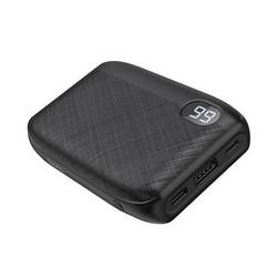 Аккумулятор внешний универсальный Hoco J53 10000 mAh Exceptional mobile power bank (2USB:5V-2.0A Max) Черный