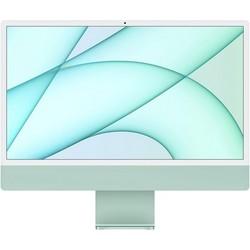 "Apple iMac 24"" Retina 4,5K 2021 MJV83RU (M1, 8C CPU, 7C GPU, 8Gb, 256Gb SSD, зеленый)"