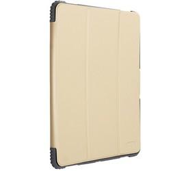 """Чехол-подставка Mutural Folio Case Elegant series для iPad Pro (12.9"""") 2020г. кожаный (MT-P-010504) Золотой"""