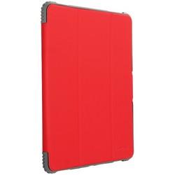 """Чехол-подставка Mutural Folio Case Elegant series для iPad Pro (12.9"""") 2020г. кожаный (MT-P-010504) Красный"""
