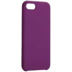 """Накладка силиконовая MItrifON для iPhone SE (2020г.)/ 8/ 7 (4.7"""") без логотипа Violet Фиолетовый №45"""