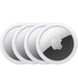 Трекер Apple AirTag в наборе из 4 штук