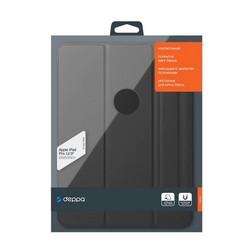 """Чехол-подставка Deppa Wallet Onzo Magnet для iPad Pro (12.9"""") 2020-2021г.г. Soft touch 2.0мм (D-88076) Черный"""