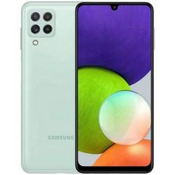Samsung Galaxy A22 4/64GB, мятный Ru