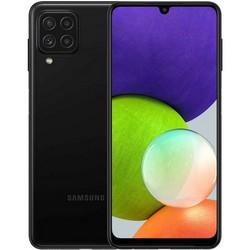 Samsung Galaxy A22 4/64GB, черный Ru