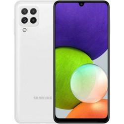 Samsung Galaxy A22 4/128GB, белый Ru