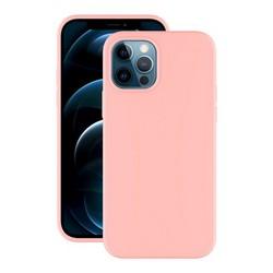 """Чехол-накладка силикон Deppa Gel Color Case D-87754 для iPhone 12/ 12 Pro (6.1"""") 1.0мм Розовый"""