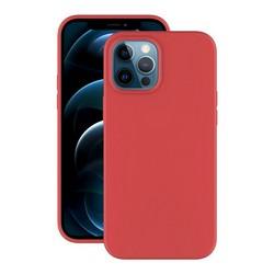 """Чехол-накладка силикон Deppa Gel Color Case D-87756 для iPhone 12 Pro Max (6.7"""") 1.0мм Красный"""
