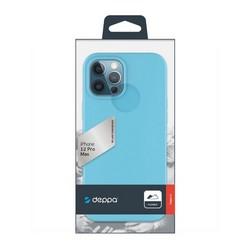 """Чехол-накладка силикон Deppa Gel Color Case D-87758 для iPhone 12 Pro Max (6.7"""") 1.0мм Мятный"""