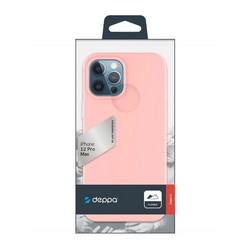 """Чехол-накладка силикон Deppa Gel Color Case D-87759 для iPhone 12 Pro Max (6.7"""") 1.0мм Розовый"""