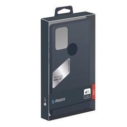 Чехол-накладка силикон Deppa Gel Color Case TPU D-87731 для Samsung Galaxy Note 20 Синий