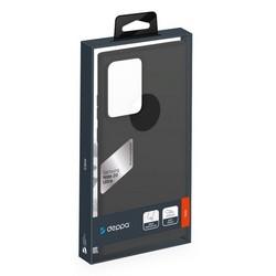 Чехол-накладка силикон Deppa Gel Color Case TPU D-87732 для Samsung Galaxy Note 20 Ultra Черный