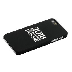 Чехол-накладка PC Deppa D-103846 ЧМ по футболу FIFA™ Official Logotype для iPhone SE/ 5S/ 5 (4.7)