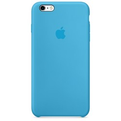 Silicone Case для Apple iPhone 6s Blue