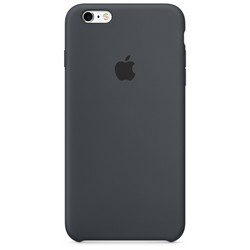Silicone Case для Apple iPhone 6s  Charcoal Gray