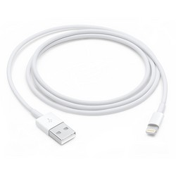 Кабель Apple Lightning to USB MD818 (1 м)