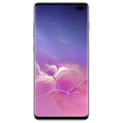 Смартфон Samsung Galaxy S10+ SM-G975F 8/128GB black (оникс) RU