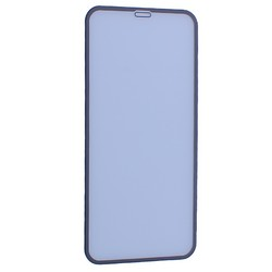 "Стекло защитное 5D для iPhone 11/ XR (6.1"") 0.3mm Black"