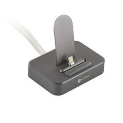Док-станция COTEetCI Base6 Lightning stand CS2310-GY для iPhone X/ 8 Plus/ 8/ 7 Plus7/ 6/ SE/ iPod touch Серая