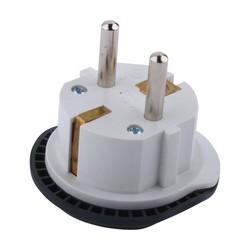 """Адаптер сетевой """"MerKan"""" в евророзетку 16А/ 250V, для всех стандартов вилок, с заземлением"""
