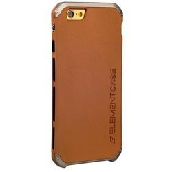 Чехол-накладка Element Case (AL&Pl) для Apple iPhone 6s/ 6 (4.7) Solace - Au-Gold Золотистый
