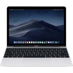 Apple MacBook 12 Retina 2017 256Gb Silver MNYH2 (1.2GHz, 8GB, 256GB)