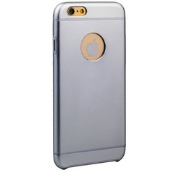Накладка металлическая iBacks Premium Aluminium case for iPhone 6s/ 6 (4.7) - Essence (ip60020) Silver Серебро