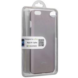 Накладка пластиковая Umku для iPhone 6s Plus/ 6 Plus (5.5) Soft-touch Черная