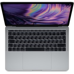 Apple MacBook Pro 13 Retina and Touch Bar 2018 512Gb Space Gray MR9R2RU (2.3GHz, 8GB, 512GB)
