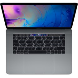 Apple MacBook Pro 15 Retina and Touch Bar 2018 256Gb Space Gray MR932 (2.2GHz, 16GB, 256GB)