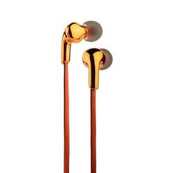 Наушники Hoco M30 Glaring Universal Earphones with mic (1.2 м) с микрофоном Orange Оранжевые