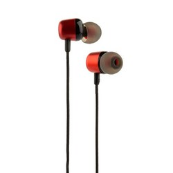 Наушники Hoco M31 Delighted sound Universal Earphones with mic (1.2 м) с микрофоном Red Красные