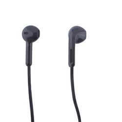 Наушники Hoco M39 Rhyme sound Earphones with mic (1.2 м) с микрофоном Black Черные