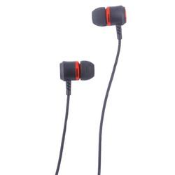 Наушники Hoco M46 Jewel sound universal Earphones with mic (1.2 м) с микрофоном Red Красные
