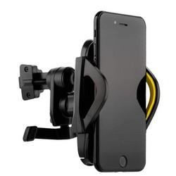 Автомобильный держатель COTEetCI ST-05 для смартфонов (ST3105-BK) универсальный в решетку (ширина 100mm) Черный