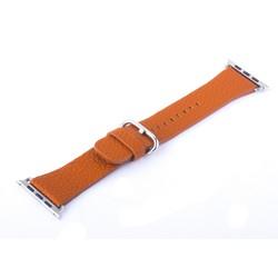Ремешок кожаный COTEetCI W22 Band for Premier (WH5233-KR) для Apple Watch 44мм/ 42мм (классическая пряжка) Коричневый