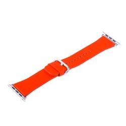 Ремешок кожаный COTEetCI W22 Band for Premier (WH5233-RD) для Apple Watch 44мм/ 42мм (классическая пряжка) Красный