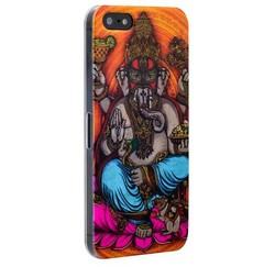 Чехол-накладка UV-print для iPhone SE/ 5S/ 5 пластик (арт) тип 55