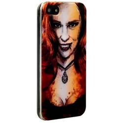 Чехол-накладка UV-print для iPhone SE/ 5S/ 5 силикон (арт) тип 012
