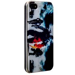 Чехол-накладка UV-print для iPhone SE/ 5S/ 5 силикон (кино и мультики) тип 009