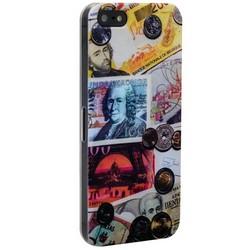 Чехол-накладка UV-print для iPhone SE/ 5S/ 5 пластик (арт) тип 004