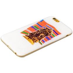 Чехол-накладка UV-print для iPhone 6s/ 6 (4.7) силикон (праздники) тип 003