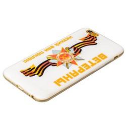 Чехол-накладка UV-print для iPhone 6s/ 6 (4.7) силикон (праздники) тип 002