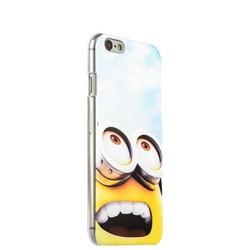 Чехол-накладка UV-print для iPhone 6s/ 6 (4.7) пластик (кино и мультики) Миньоны тип 010
