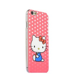 Чехол-накладка UV-print для iPhone 6s/ 6 (4.7) пластик (арт) Котенок тип 002