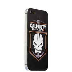 Чехол-накладка UV-print для iPhone SE/ 5S/ 5 силикон (игры) Call of Duty тип 001